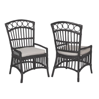 Deltona Arm Chair Finish: Classic Antique Smoke