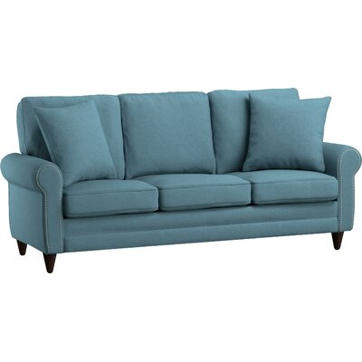 Truman Sofa Upholstery: Blue