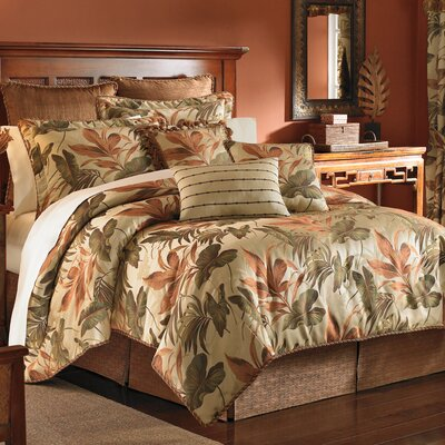 Cabana Duvet Cover Size: Full/Queen
