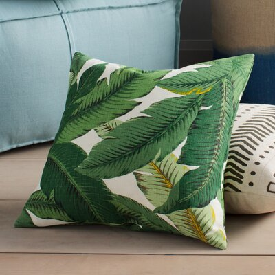 Keesey Foliage Throw Pillow
