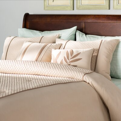 Araiza 5 Piece Comforter Set Size: King/California King