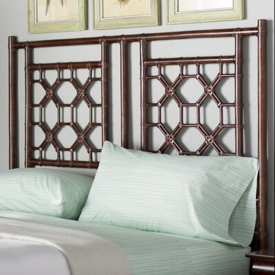 Sina Open-Frame Headboard Size: Twin, Finish: Black