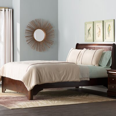 Seafarer Panel Bed Size: Queen