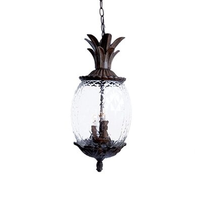 Waterbury 3-Light Outdoor Pendant