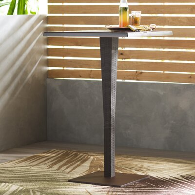 Jaelyn Bar Table Finish: Brown