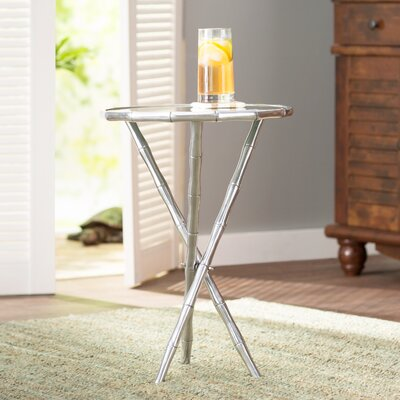 Harborside Round End Table