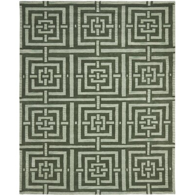 Goulding Sage Rug Rug Size: Rectangle 8 x 10