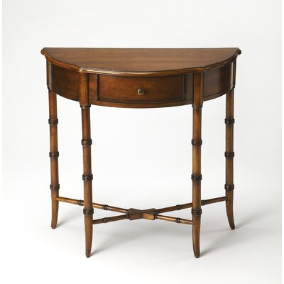 Rodgers Console Table Finish: Antique Cherry