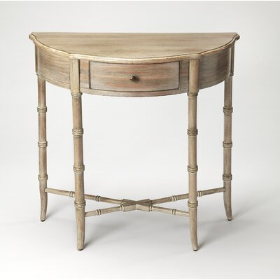 Rodgers Console Table Finish: Driftwood