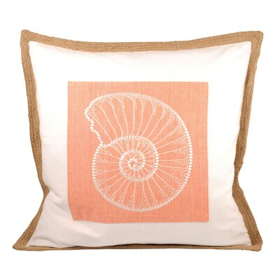 Athienou Cotton Throw Pillow