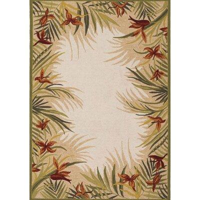 Wallingford Hand-Woven Sand Indoor/Outdoor Area Rug Rug Size: Runner 26 x 86