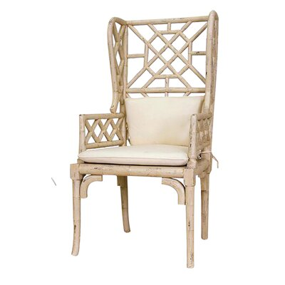 Constantia Wing Back Arm Chair