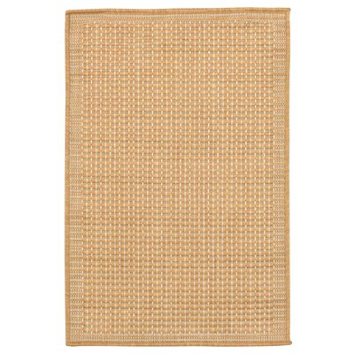 Cecile Beige Indoor/Outdoor Area Rug Rug Size: 111 x 211