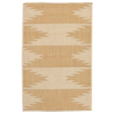 Bynum Almond/Camel Indoor/Outdoor Area Rug Rug Size: 410 x 76