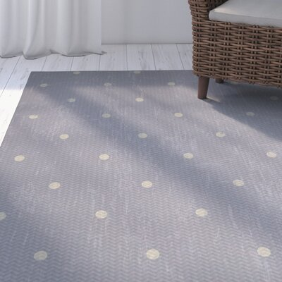 Pierson Gray Indoor/Outdoor Area Rug Rug Size: Rectangle 2' x 3'