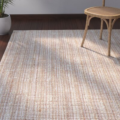 Quintana Ivory/Taupe Area Rug Rug Size: 3 x 5