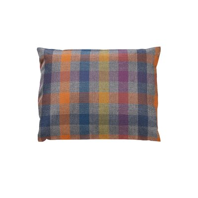 Adriano Sunbrella Throw Pillow Color: Connect Twilight