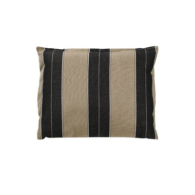 Adriano Sunbrella Throw Pillow Color: Berenson Tuxedo