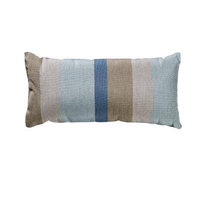 Trinidad Outdoor Lumbar Pillow Color: Gateway Mist
