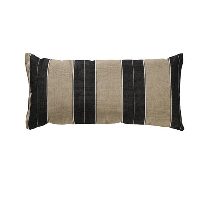 Trinidad Outdoor Lumbar Pillow Color: Berenson Tuxedo