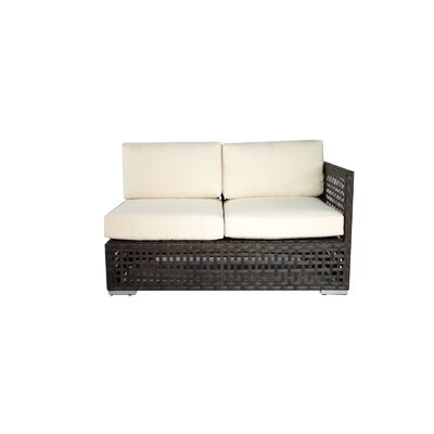 Marianna Right Arm Facing Loveseat with Cushion Fabric: Glacier