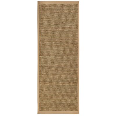 Yesenia Natural Area Rug Rug Size: Runner 26 x 8