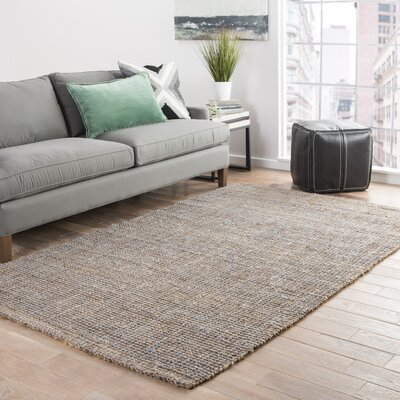 Raposa Warm Sand/Paloma Naturals Area Rug Rug Size: Rectangle 2 x 3