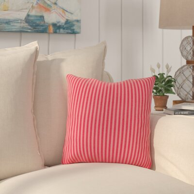 Salisbury Throw Pillow Color: Orchid