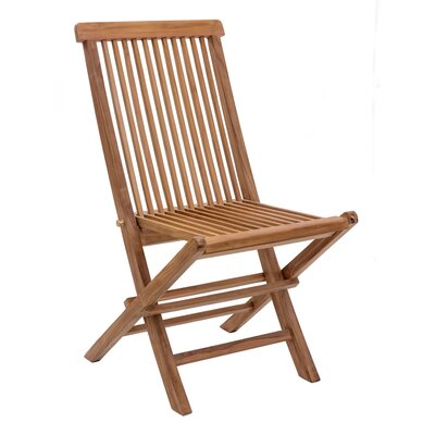 Kazafana Solid Wood Dining Chair