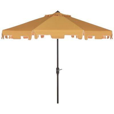 8 Drape Umbrella Fabric: Yellow