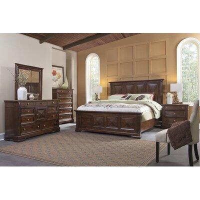 Greenbriar Rustic Elegance 9 Drawer Standard Dresser