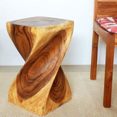 Manette End Table Color: Oak/Walnut