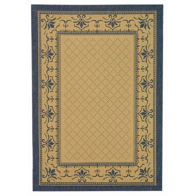 Amaryllis Ivory Area Rug Rug Size: Rectangle 53 x 77