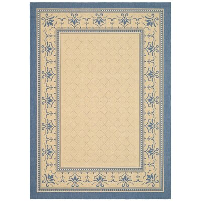 Amaryllis Ivory Area Rug Rug Size: Rectangle 710 x 11