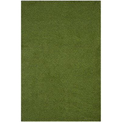 Baileyville Vista Green Indoor/Outdoor Area Rug Rug Size: Rectangle 4 x 6
