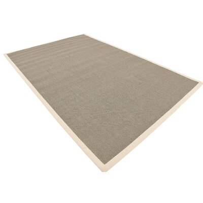 Westminster Taupe Outdoor Area Rug Rug Size: Rectangle 6 x 9
