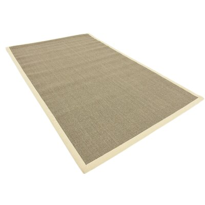 Westminster Taupe Outdoor Area Rug Rug Size: Rectangle 5 x 8