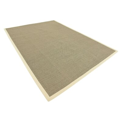 Westminster Taupe Outdoor Area Rug Rug Size: Rectangle 7 x 10