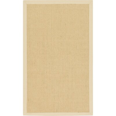 Newry Sand Indoor/Outdoor Area Rug Rug Size: Rectangle 2 x 3