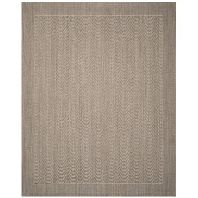 Rodanthe Desert Sand Solid Area Rug Rug Size: Rectangle 8 x 10