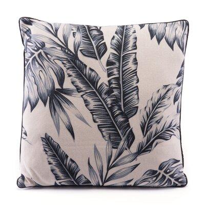 Promfret Leaves Throw Pillow