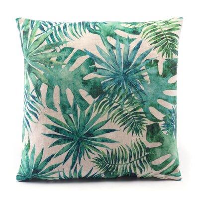 Thomaston Graphic Print Square Throw Pillow