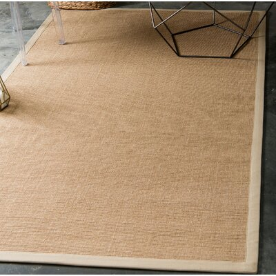 Newry Sand Indoor/Outdoor Area Rug Rug Size: Rectangle 5 x 8