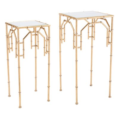 Harrisville 2 Piece Nesting Tables