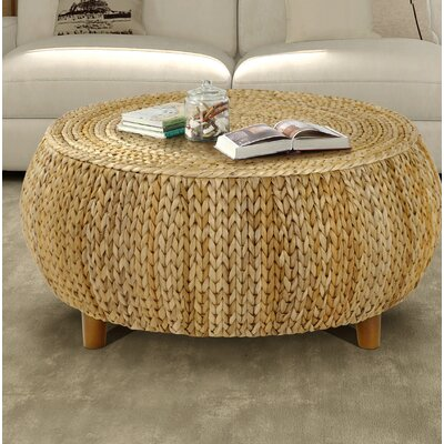 Dimitri Coffee Table Top Color: Natural