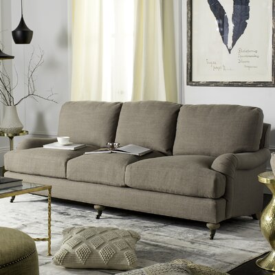 Maynard Sofa Upholstery: Loft Gray