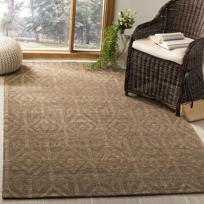 Mora Camel Area Rug Rug Size: Rectangle 5 x 8