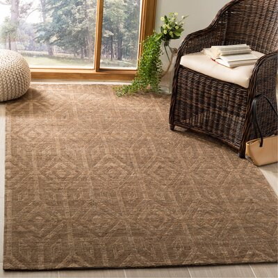 Mora Camel Area Rug Rug Size: Rectangle 5 x 8