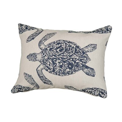 Sunbury Turtle Lumbar Pillow