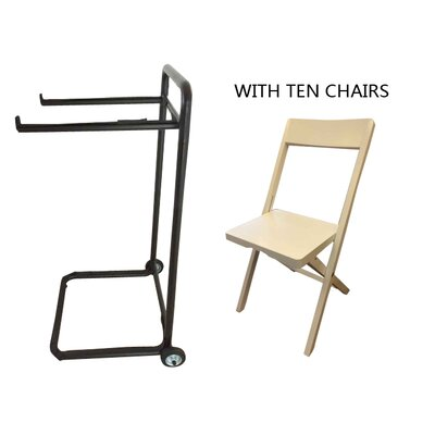 11 Piece Large Flat Side Chair